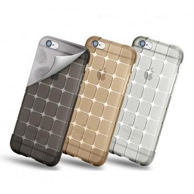 کیس محافظ ژله ای iphone 6 / 6S Rock Space Cubee
