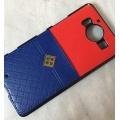 کیس ژله ای طرح دار برای Lumia 950