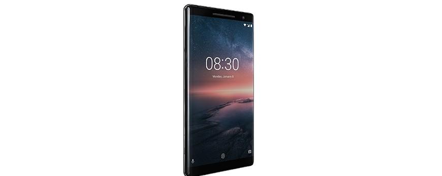 معرفی رسمی Nokia 8 Sirocco در MWC 18