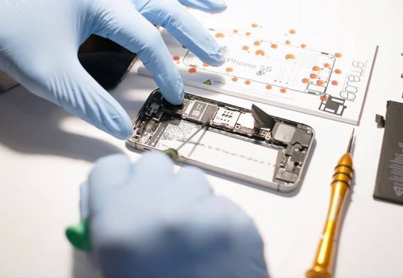 آشنایی با لوازم تعمیرات موبایل؛ چه لوازمی برای تعمیرات موبایل لازم است؟ - بخش اول